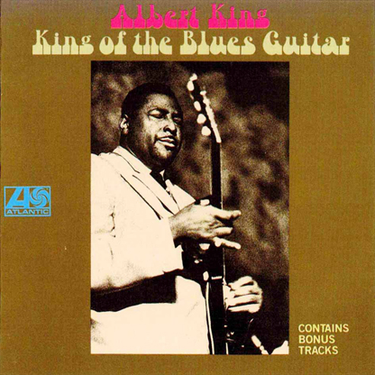 Atlantic Records Albert King