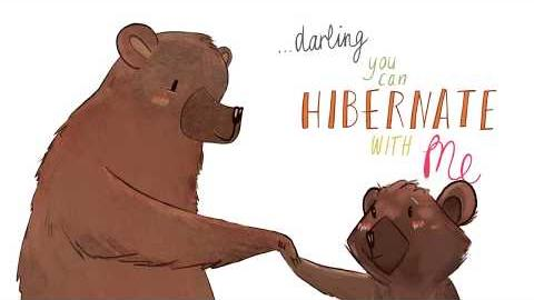 Benjamin Scheuer - Hibernate With Me [Official Lyric Video]