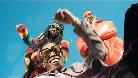 DRAM - Gilligan ft. A$AP Rocky & Juicy J  [OFFICIAL VIDEO]