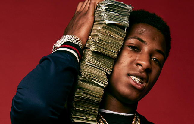 Atlantic Records YoungBoy Never Broke Again