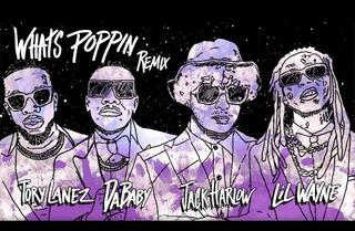 3 ON TRENDING Jack Harlow - WHATS POPPIN (feat. DaBaby, Tory Lanez & Lil Wayne) [Official Visualizer]