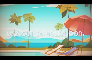 Rozei - Hollywood [Official Lyric Video]