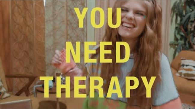 Catie Turner - Therapy (Official Music Video)