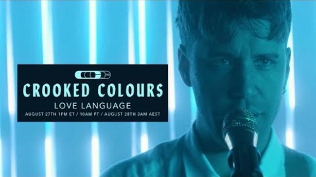Crooked Colours - Love Language [Official Music Video]