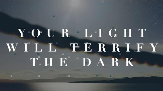 Skillet - Terrify the Dark (Reimagined) [Official Lyric Video]