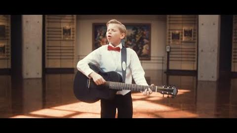 Mason Ramsey - Lovesick Blues (Official Music Video)