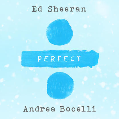 Ed Sheehan - Perfect Symphony (with Andrea Bocelli)