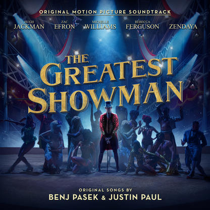 The Greatest Showman Soundtrack