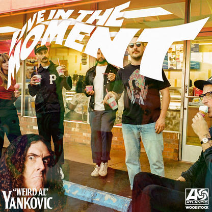 Portugal. The Man – Live In The Moment ('Weird Al' Yankovic Remix)