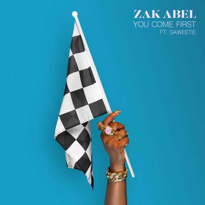Zak Abel – You Come First (feat. Saweetie)