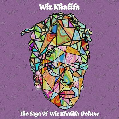 Wiz Khalifa - The Saga of Wiz Khalifa (Deluxe)