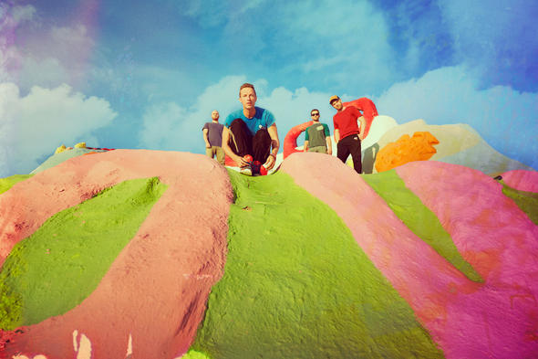 Coldplay's 'A Head Full Of Dreams' Is Available Now! - Atlantic