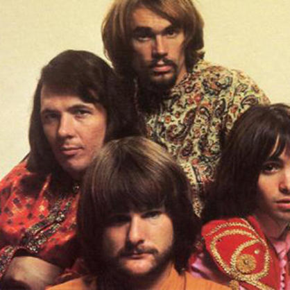 Atlantic Records Iron Butterfly